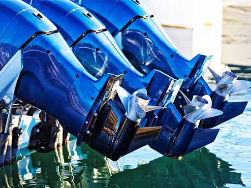 Outboard Marine Engine Microfilter | Recco Filters