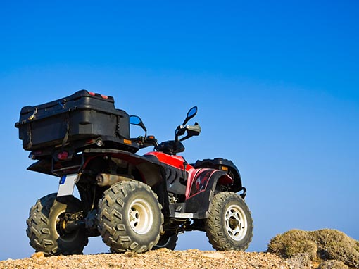ATV, Off-road Vehicles, and Scooter Engine Filters | Recco Filters